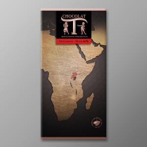 Origines Ouganda - Noir