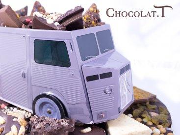 Éclats de Chocolat Fantaisie